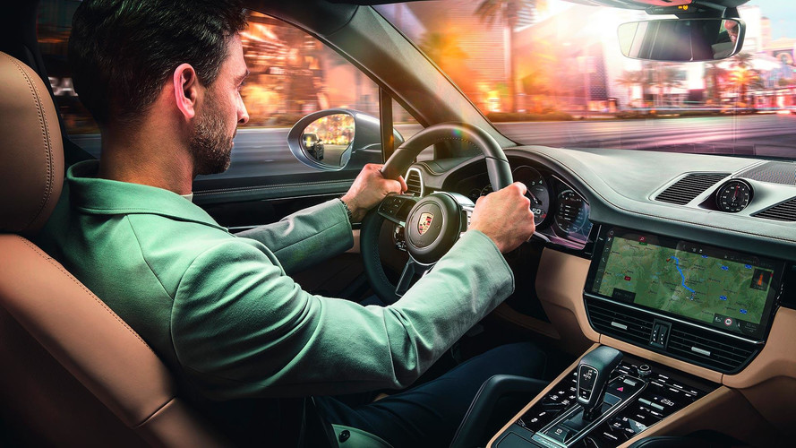 2019 Porsche Cayenne Is Always Online, Can Access Your Smart Home