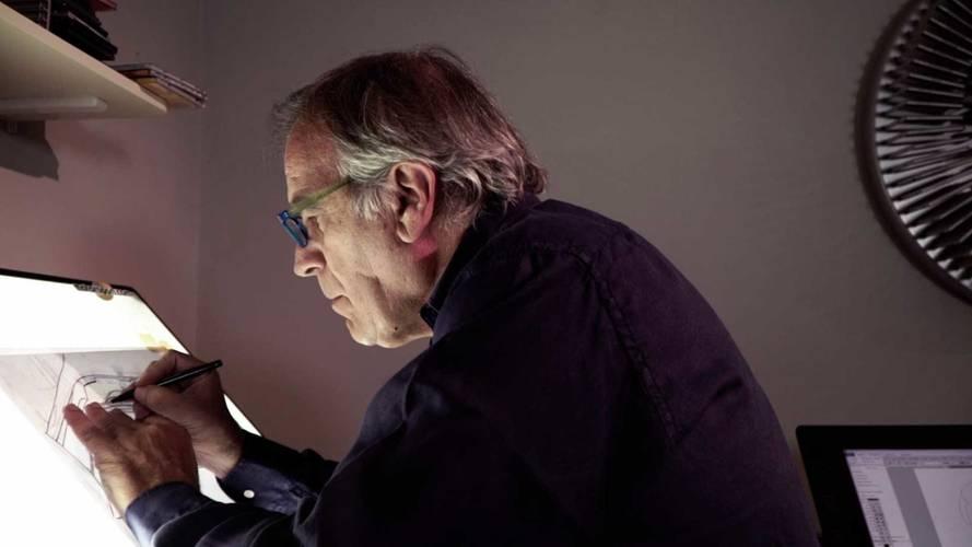 Giorgio Piola: Illustrating Speed In The F1 Paddock
