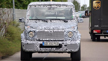 2019 Mercedes G-Class AMG spy photo