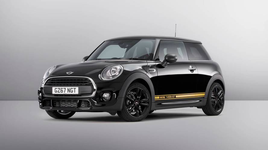 Mini 1499 GT Edition Has Fast Looks, Low Price