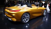 BMW Z4 Concept live in Frankfurt