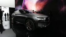 Infiniti QX Inspiration Konsept Paris Otomobil Fuarı