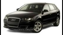 Para personalizar: Audi lança kits aerodinâmicos para o A3 Sportback e A4