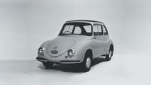 1958 Subaru 360 prototype