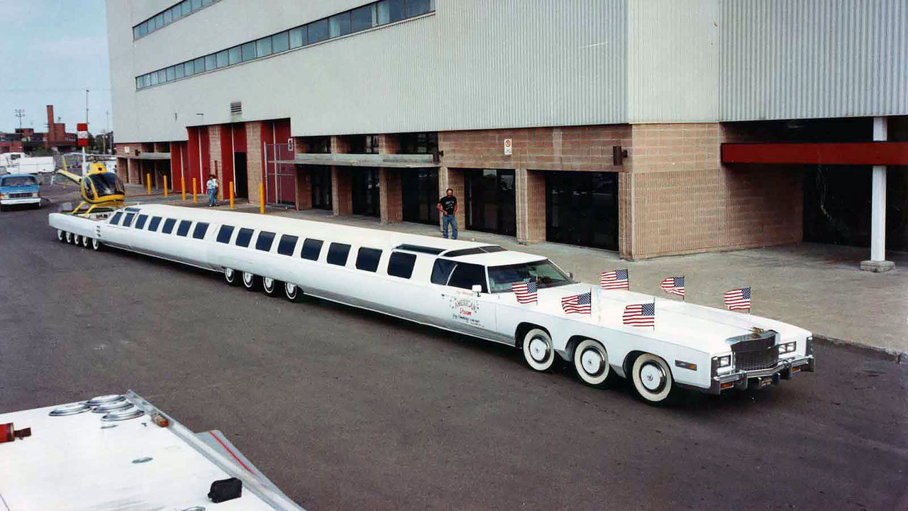 The longest car in the world is dead, but it\'s coming back to life