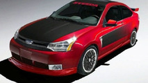 Ford Focus by Steeda