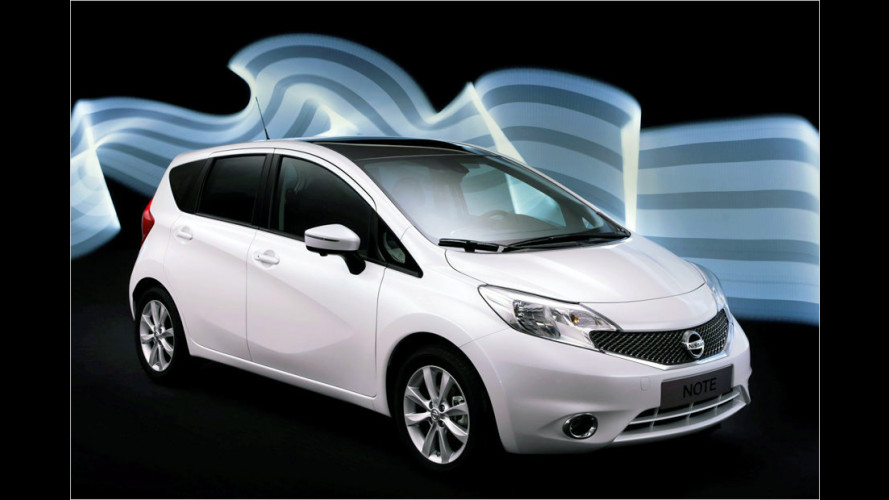Minivan in frischem Gewand