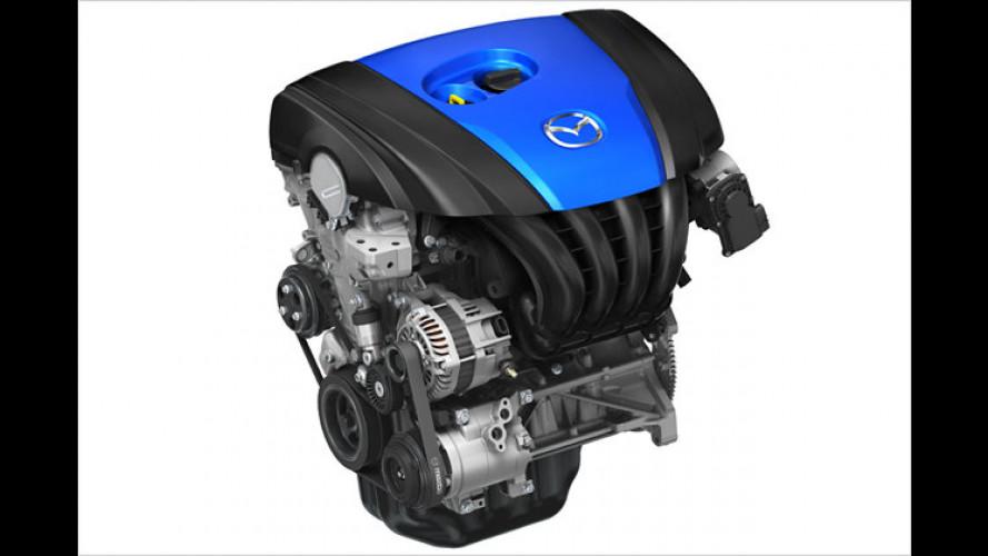 Mazdas Himmels-Technologie: Neue Motoren und Getriebe