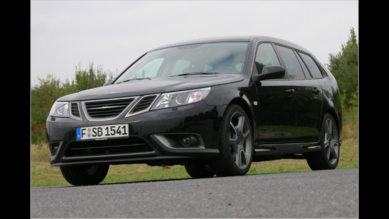 Falling Down: Saab Turbo X