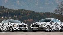 Mercedes CLA / CLA45 AMG official spy photos 04.12.2012