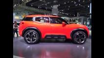 Frankfurt: AirCross Concept de 313 cv antecipa futuro da Citroën entre os SUVs