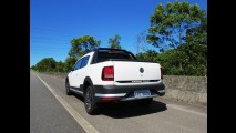 Teste CARPLACE: nova VW Saveiro Cross CD está pronta para encarar as maiores