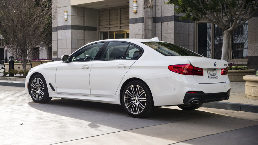 2017 Bmw 5 Series First Drive