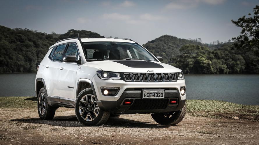 Jeep Compass fica até R$ 3 mil mais caro em outubro