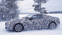 Next-gen BMW 6 Series Coupe spy photo