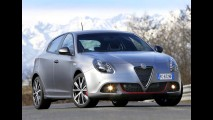 Alfa Romeo Giulietta atualiza visual e ganha nova versão esportiva - veja fotos