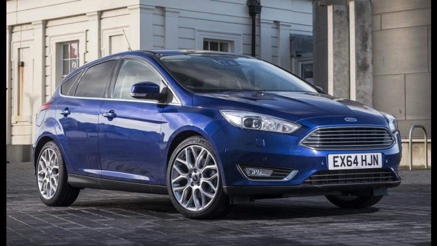 Ford confirma Focus 2015 no Brasil com novo controle de estabilidade
