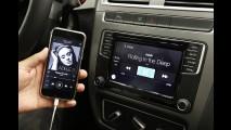 Volkswagen App-Connect, o mais avançado sistema de infotainment disponível no país