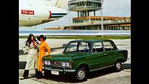 Fiat 125, le foto storiche
