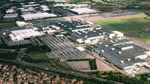 Thr Honda plant in Swindon, UK