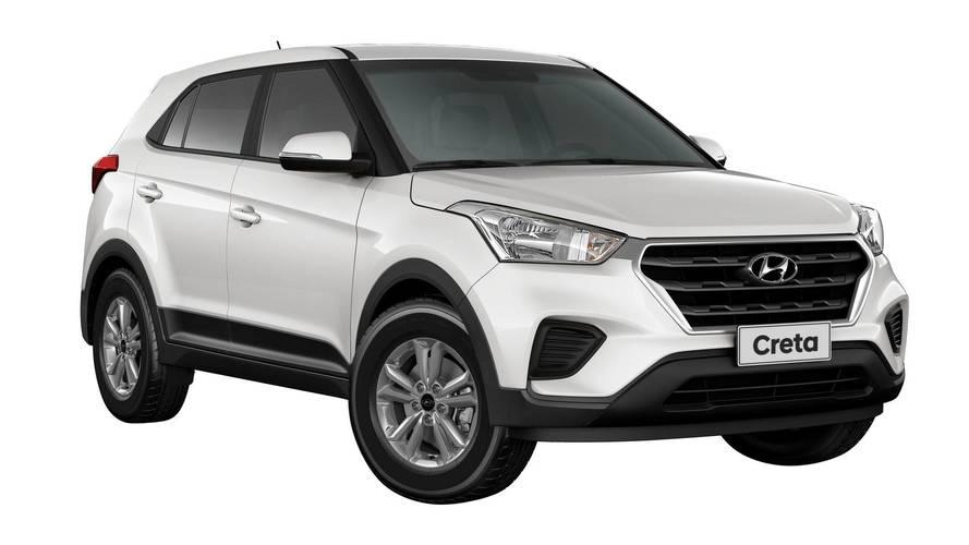 Hyundai Creta PCD