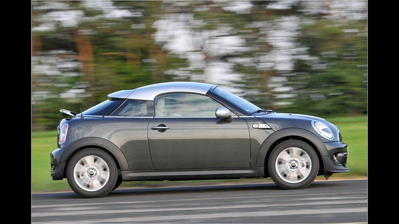 Mini Coupé/Roadster