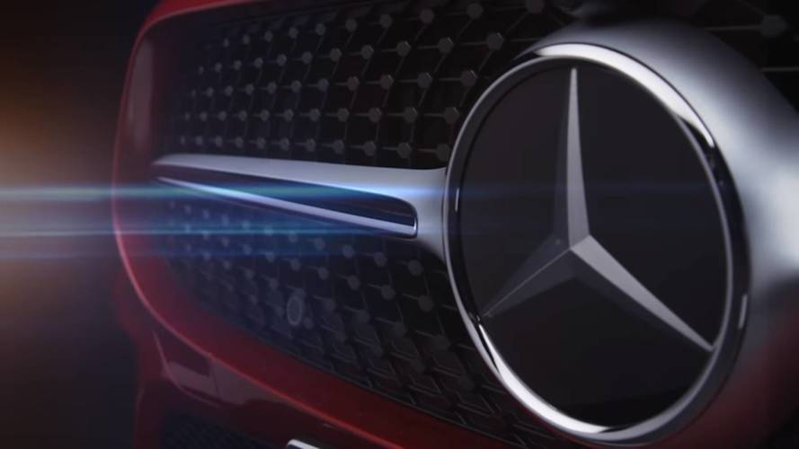 2018 Mercedes CLS teasers