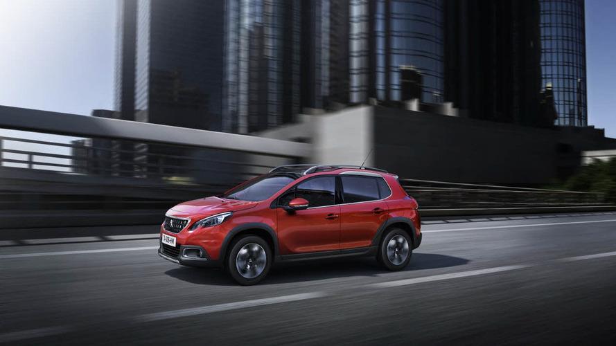 Elektromos változat is készülhet a 2019-ben érkező Peugeot 2008-ból