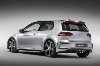 Volkswagen Golf R400 Superhatch