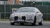 Audi S5 Sportback spy photo