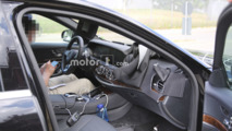 Mercedes Clase S 2018, fotos espía