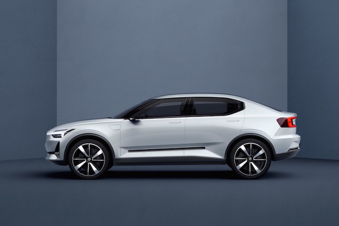 Volvo Just Unveiled Two Stunning New Small Cars