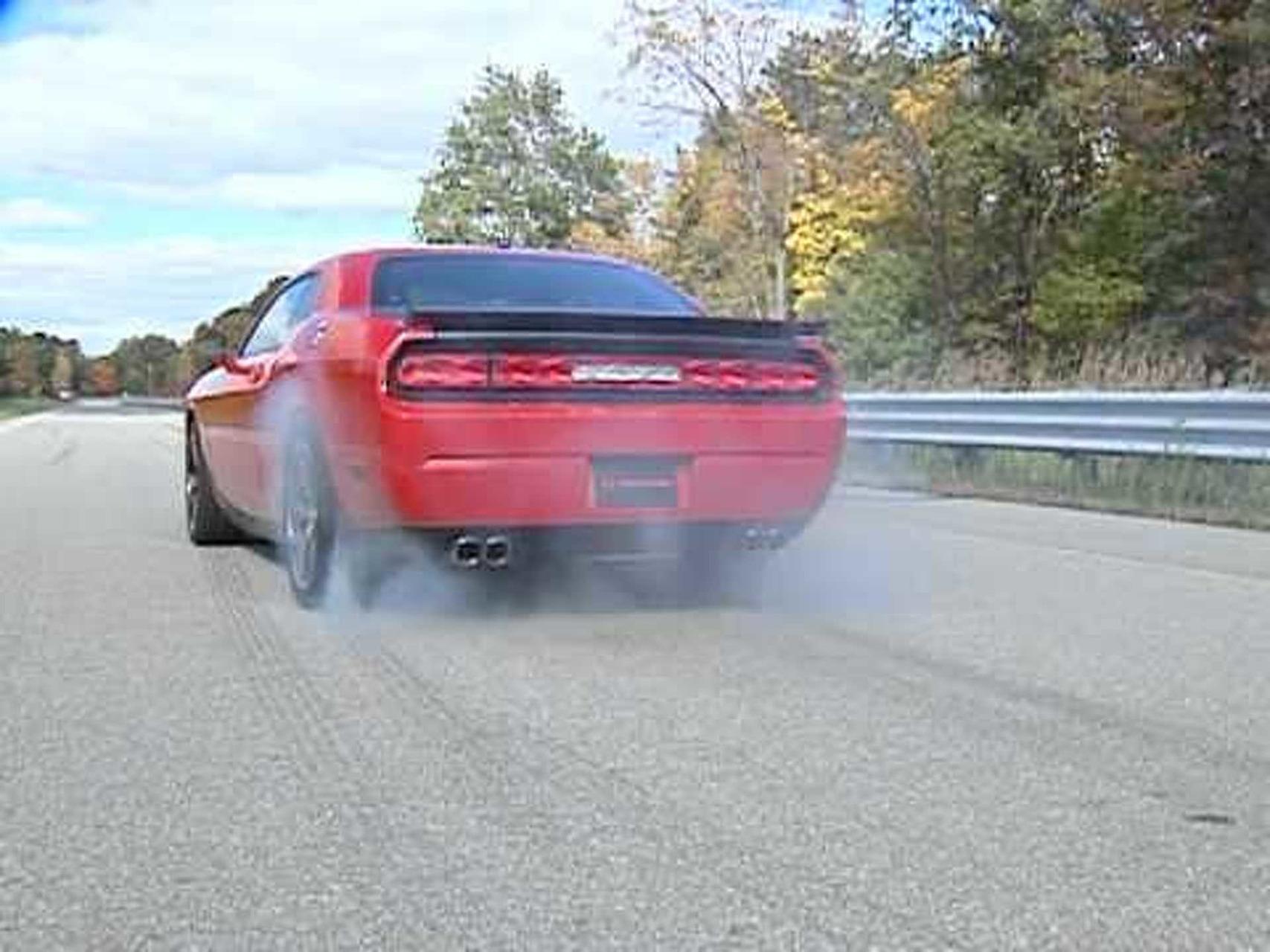 2009 Dodge Challenger SRT10 Concept