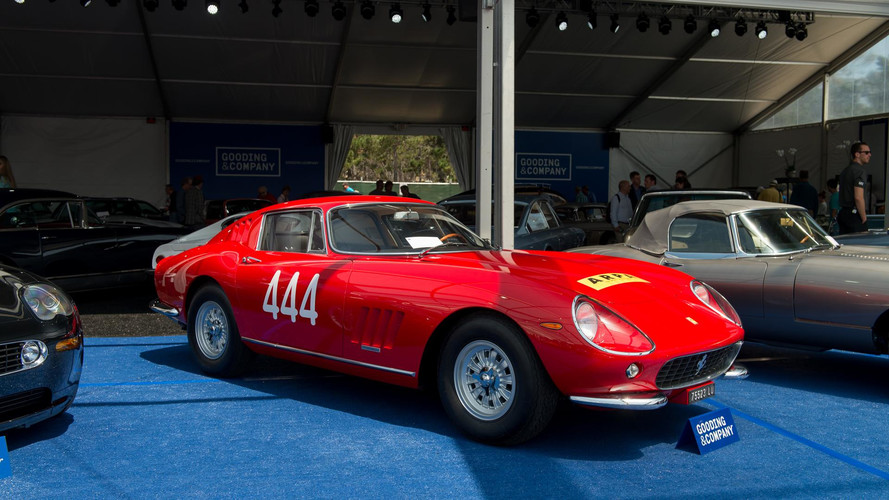 Gooding And Co's Monterey Auction Tempts Us With Cars We Can't Afford