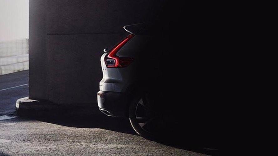 Le Volvo XC40 en montre un peu plus