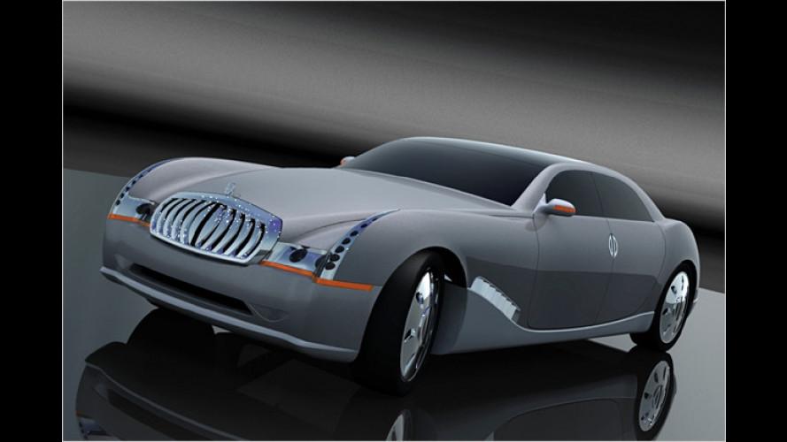 DiMora Natalia SLS 2 sport luxury sedan: Der Maybachjäger