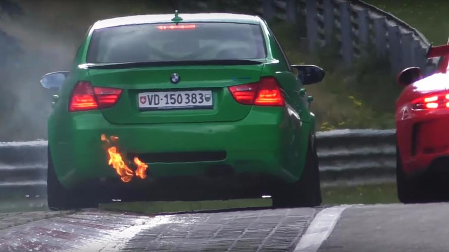 Vídeo – Brünnchen, a maldição de Nürburgring