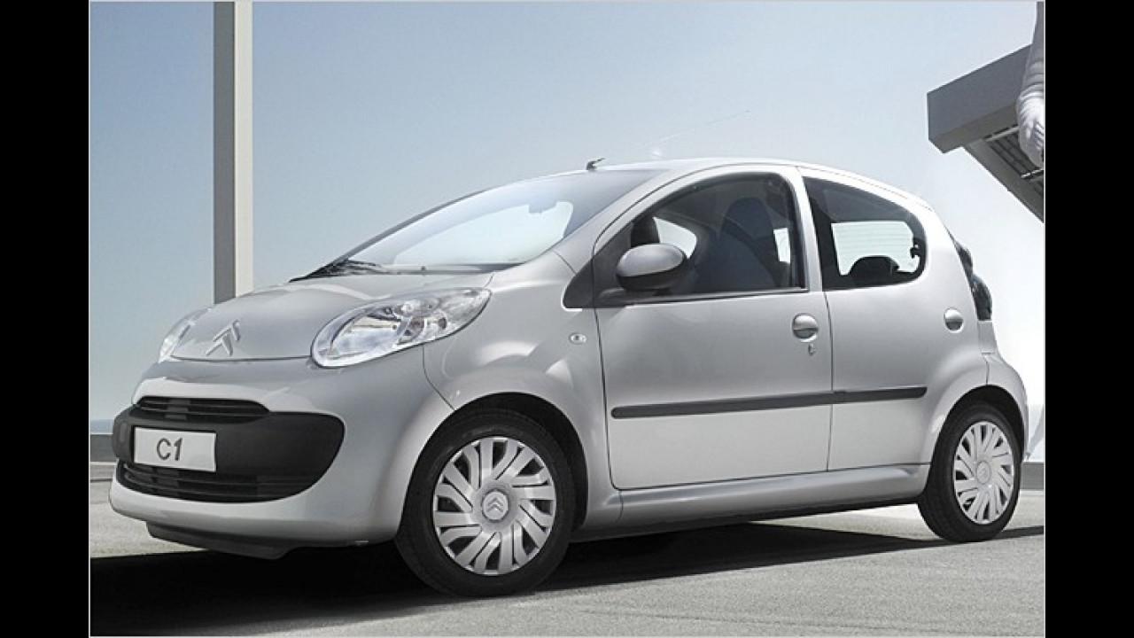 Citroën werden teurer