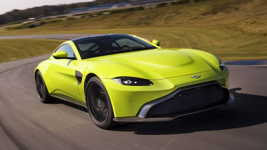 Aston Martin V12 Vantage Under Consideration; Manual V8 Coming