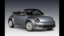 Volkswagen Beetle Denim, la Cabriolet mette i jeans