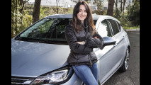 """Opel Astra, l'auto a cui basta """"chiedere"""""""
