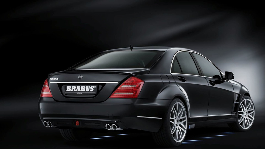 BRABUS SV12 R with 750 hp to Debut in Frankfurt