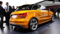 2011 Audi A1 TFSI S-Line live in Paris 30.09.2010