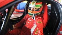 Jaime Melo in Ferrari 458 Challenge
