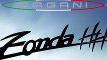 Pagani Zonda HH logo teaser graphic, 800, 28.07.2010