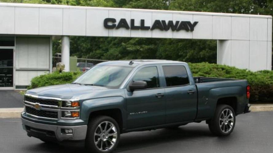 Callaway previews their tuning program for the Chevrolet Silverado & GMC Sierra