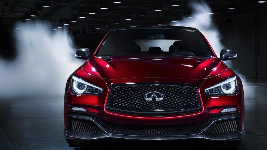 Infiniti future lineup could include a Mercedes-based four-door coupe with 700 bhp