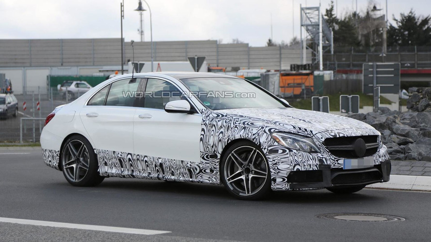Mercedes C63 AMG successor officially announced with a V8 engine