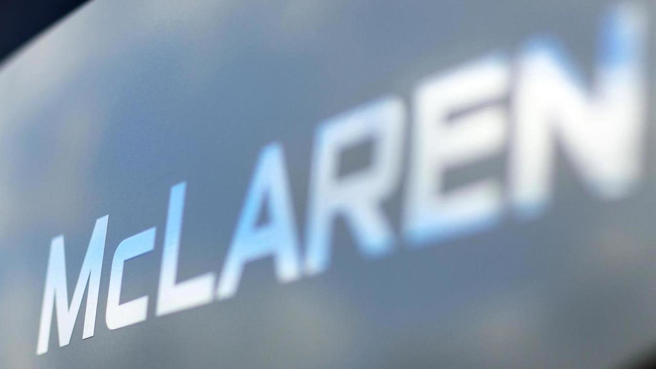 McLaren logo / XPB