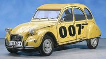 Citroen 2CV - Bond car